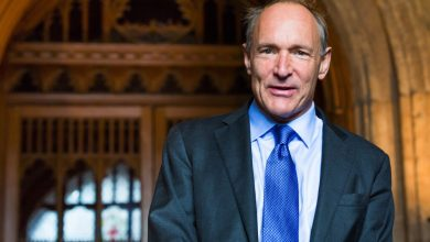 Photo of Tim Berners-Lee : Inventor of World Wide Web
