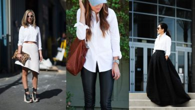 Photo of 21 Ways to Style the Classic White Button-Down