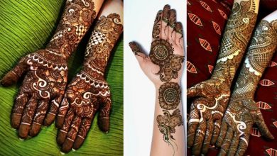 Photo of 35 Outstanding Bridal Mehendi Designs For Your Wedding Day