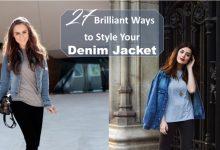 Photo of 27 Brilliant Ways to Style Your Denim Jacket