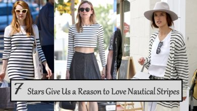 Photo of 7 Stars Give Us More of a Reason to Love Nautical Stripes