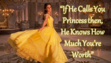 princess Quotes