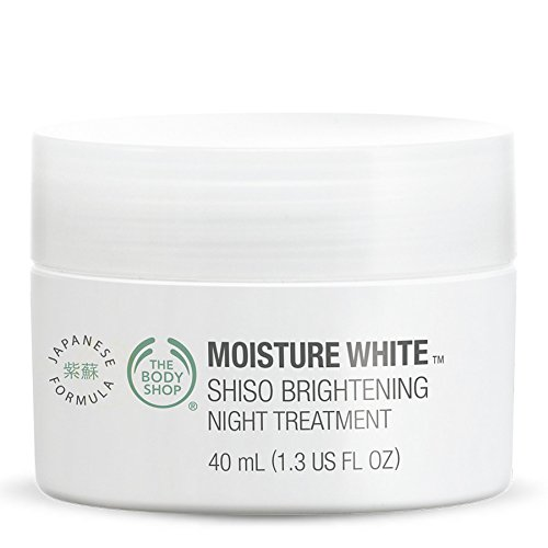 Moisture White Shiso Whitening Night Treatment