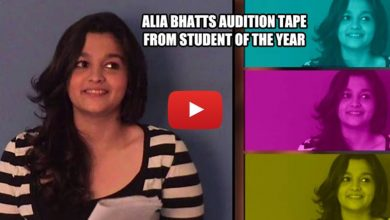 Photo of Alia Bhatt's Audtion For 'Student Of The Year' Will Make You Fall In Love With Her All Over Again