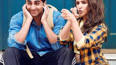 Photo of Meri Pyaari Bindu' first look: And Ayushmann and Parineeti look impressive on the first look poster