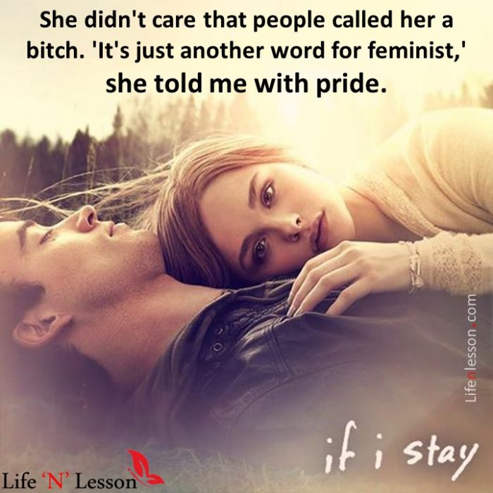 If I Stay quotes