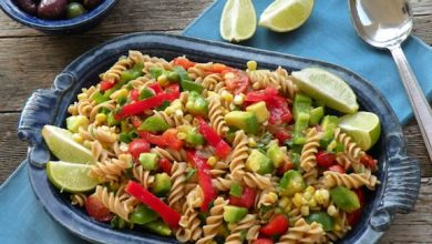 Photo of How To Make Southwestern Vegetarian Pasta