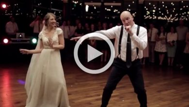 Photo of The Greatest Father Daughter Wedding Dance