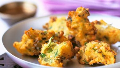 Photo of How To Make Quick and Crispy Vegetable Fritters