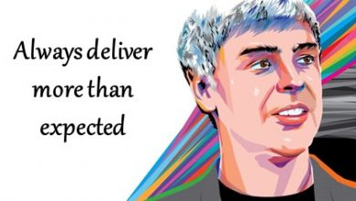 Photo of These 13 Real Life Larry Page's Quotes Will Definitely Change Your Mind.