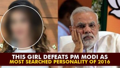 Photo of Sunny Leone Beats PM Modi To Become The Most Searched Indian Personality Of 2016!