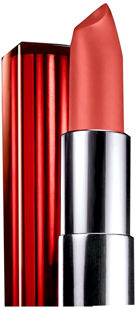 Maybelline Color Sensational Lip Color, Glamourous Red