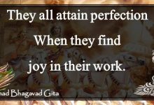Shrimad bhagavad Gita Quotes