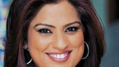 Singer Richa Sharma