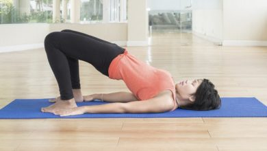 Photo of How To Do The Bridge Pose And What Are Its Benefits: Setu Bandhasana