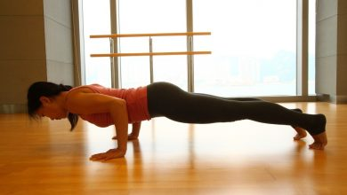 Photo of How To Do The Four-Limbed Staff Pose And What Are Its Benefits : Chaturanga Dandasana