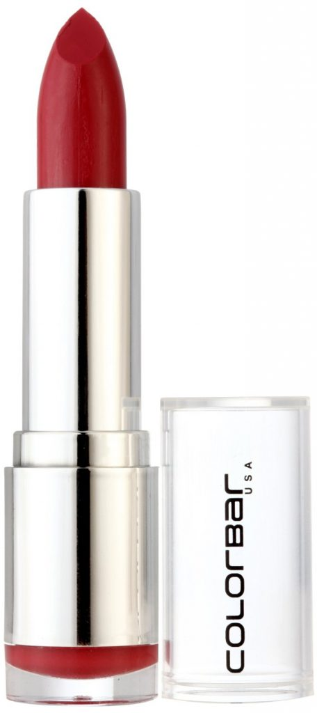 Colorbar Velvet Matte Lipstick, Brick-O-La