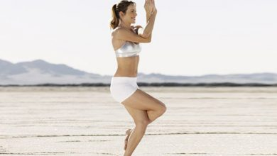 Photo of How To Do The Eagle Pose And What Are Its Benefits : Garudasana