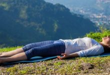Photo of How To Do The Corpse Pose And What Are Its Benefits : Savasana