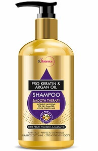 StBotanica Pro-Keratin & Argan Oil Smooth Therapy Shampoo