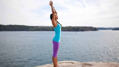Photo of How To Do The Upward Salute And What Are Its Benefits : Urdhva Hastasana