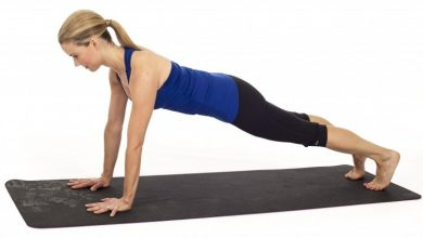 Photo of How To Do The Plank Pose And What Are Its Benefits : Vasisthasana
