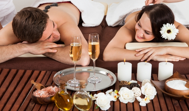 Amazing Activities to Do with Your Boyfriend - spa day