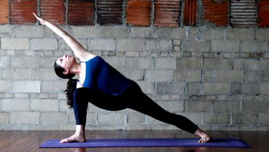 Photo of How To Do Extended Side Angle Pose And What Are Its Benefits : Utthita Parsvakonasana