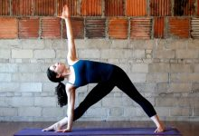 Photo of How To Do Extended Triangle Pose And What Are Its Benefits : Utthita Trikonasana