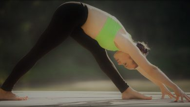 Photo of How To Do Intense Side Stretch Pose And What Are Its Benefits : Parsvottanasana