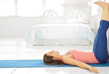 Photo of How To Do Legs-Up-the-Wall Pose And What Are Its Benefits : Viparita Karani