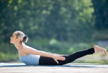 Photo of How To Do Locust Pose And What Are Its Benefits : Salabhasana