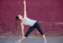 Photo of How To Do Revolved Triangle Pose And What Are Its Benefits : Parivrtta Trikonasana