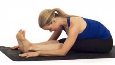 Photo of How To Do Seated Forward Bend And What Are Its Benefits : Paschimottanasana
