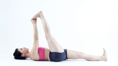 Photo of How To Do Reclining Hand-to-Big-Toe Pose And What Are Its Benefits : Supta Padangusthasana