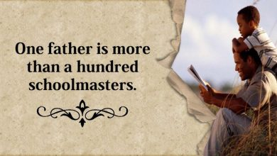 Photo of 10 Most Beautiful Father's Quotes by 10 Famous Personalities on Father's day