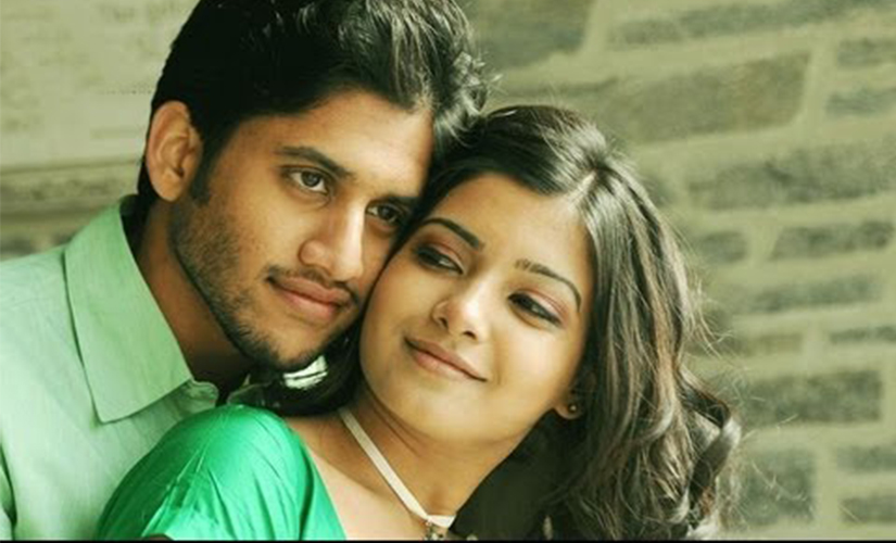 Naga Chaitanya with Samatha