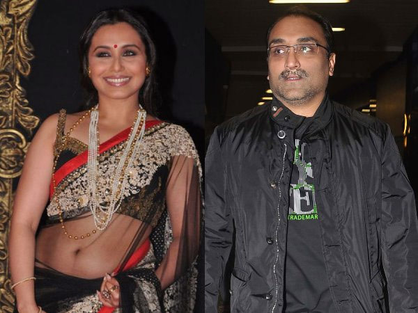 Aditya Chopra with his wife Rani