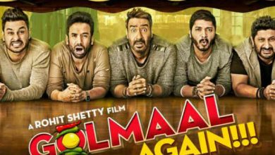 Photo of Golmaal Again (2017): Movie Full Star Cast & Crew, Story, Release Date