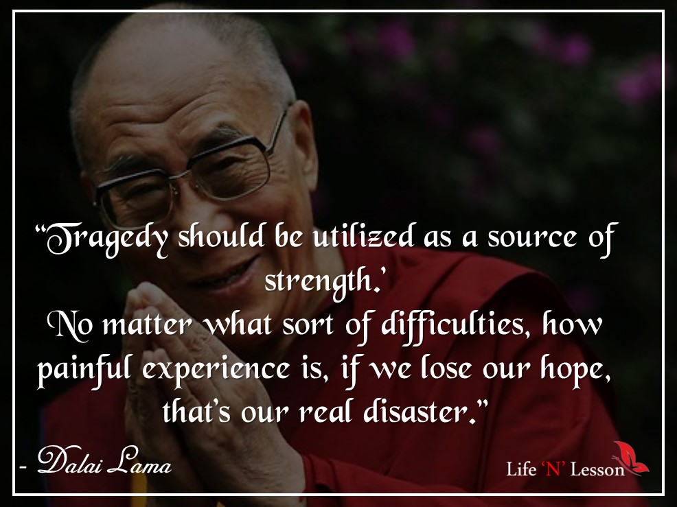 16 Best Dalai Lama Quotes on Love, Compassion and Kindness to live by  Life N Lesson