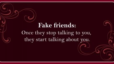 Photo of 17 Fake Friend Quotes That will Make You Think Again & Again