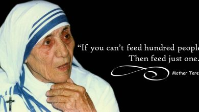 Photo of 21 Famous Mother Teresa Quotes about Love & Kindness