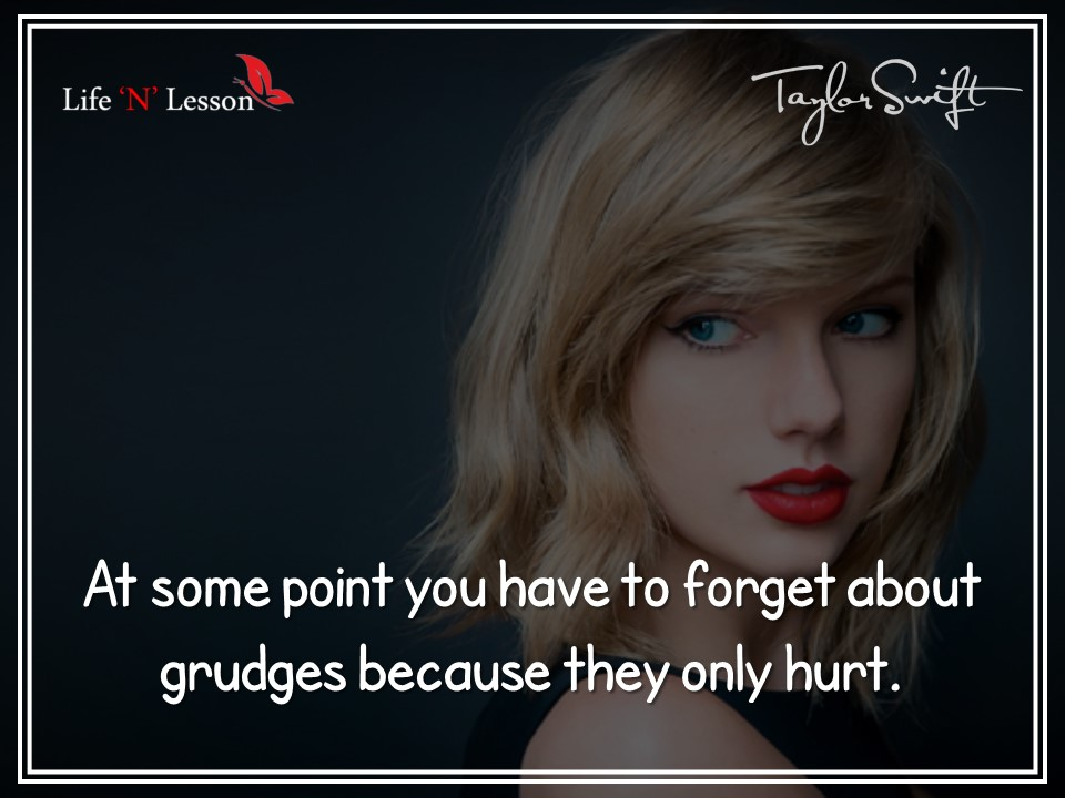Quotes by Taylor Swift