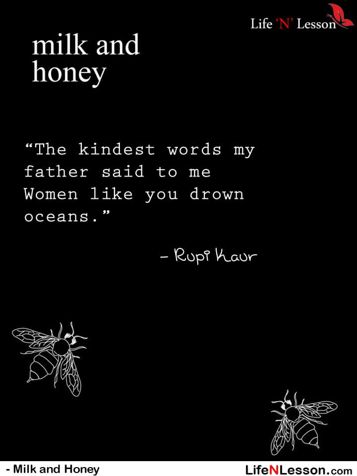 Milk and Honey Quotes by Rupi Kaur