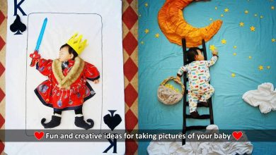 Photo of 20+ Creative Ideas You Should Consider for taking pictures of your Baby