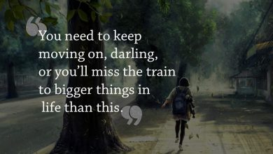 Photo of These 13 Inspirational Breakup Quotes Inspires You to Keep Moving.