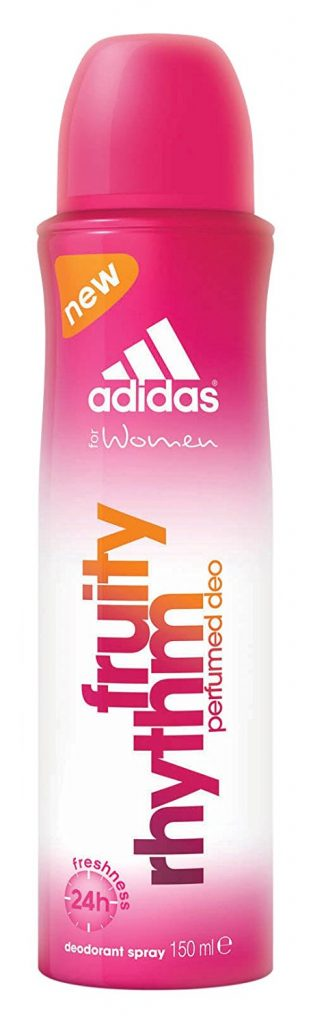 Adidas Fruity Rythm Deodorant Body Spray for Women
