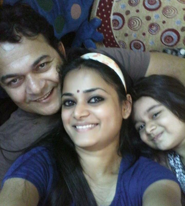 Dolphin Dwivedi family
