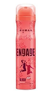 Engage Woman Deodorant Blush