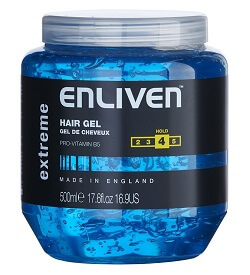 Enliven Active Care Hair Gel, Extreme